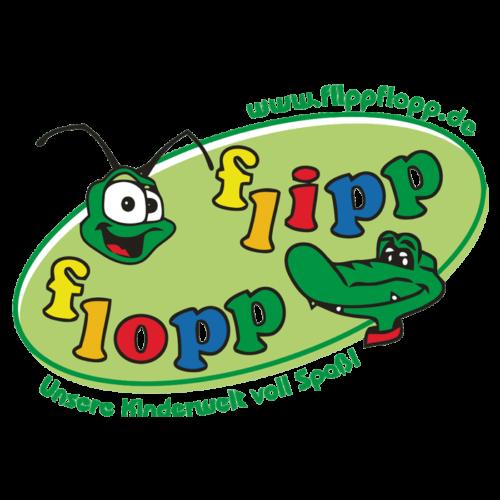 Indoorspielplatz in Oer-Erkenschwick - Flipp Flopp Kinderwelt - Logo