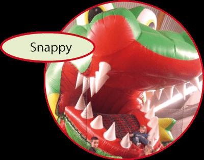 Indoorspielplatz in Oer-Erkenschwick - Flipp Flopp Kinderwelt - Snappy